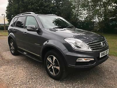 2015 65 Ssangyong Rexton W 2.0TD 4X4 T-Tronic EX Done Only 20k Miles