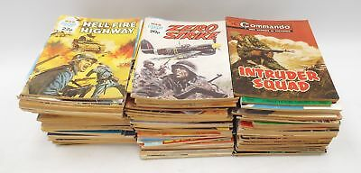 110 x COMMANANDO / WAR & COMBAT PICTURE LIBRARY UK Digest Comic Books - N29
