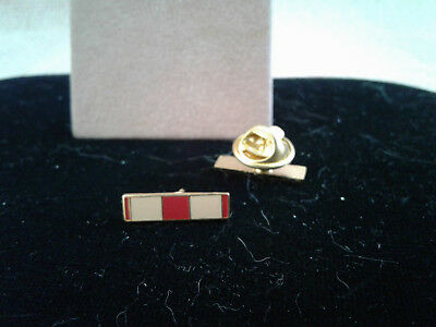 ARMY DISTINGUISHED SVC MDL MILITARY MEDAL HAT PIN