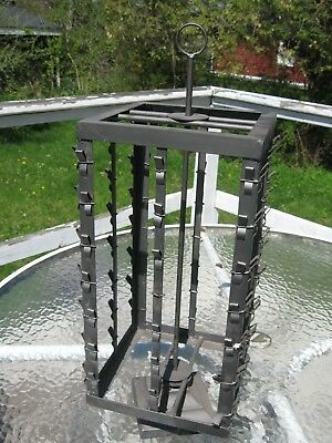Clip On Metal Counter Display  Spinning  Rack Holder