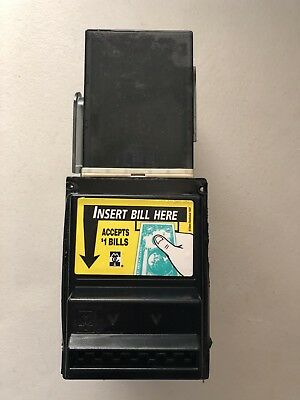 Mars MEI VN2512  Vending Bill Validator 1$ Flashport Tested Multiple Ava 24V MBD