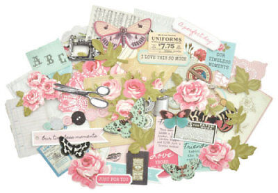 *A&B* KAISERCRAFT Scrapbooking Collectables - Miss Betty - CT931