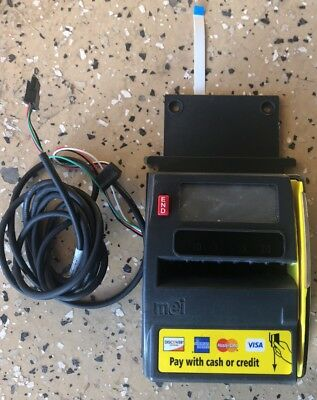 Mars MEI 3 in 1 Credit Card Bezel ONLY- For MEI Recycler Validators Multiple Ava