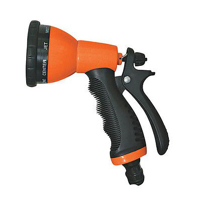 9 Pattern Spray Gun - 1/2 Inch Quick Connect To 3/4 inch BSP Connection