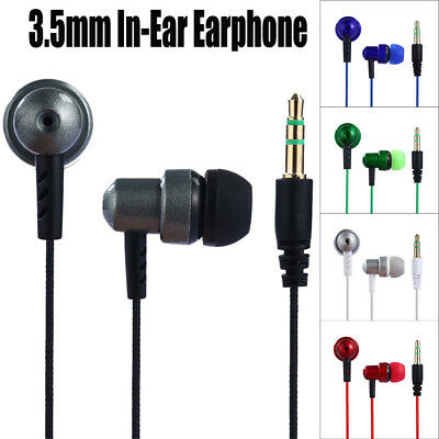 3.5mm In-ear Stereo Earphone Headset Headphone Earbuds For Samsung Galaxy S9 S8