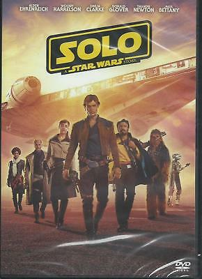 Star Wars. Solo: a Star Wars story (2018) DVD