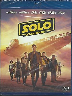 Star Wars. Solo: a Star Wars story (2018) 2 Blu Ray