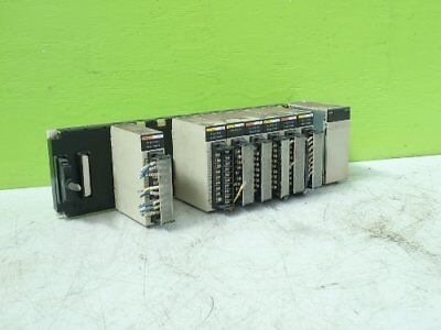 Omron Expansion Rack With Pa204, Oc225, Oc224, Id212