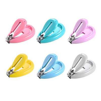 Safe Baby Nail Clippers Safety Nail Cutters Gentle Small Nails/Toe Care Gift