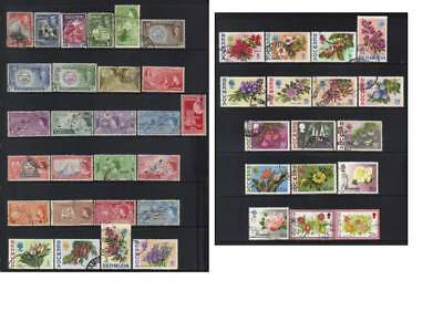 (534) Bermuda 1936-1994 Used Collection Cat £37+