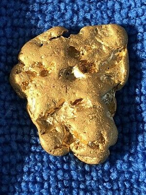 AUSTRALIAN GOLD NUGGET 33 GRAMS – 23ct