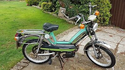 Peugeot 103Sp 1979 low mileage moped