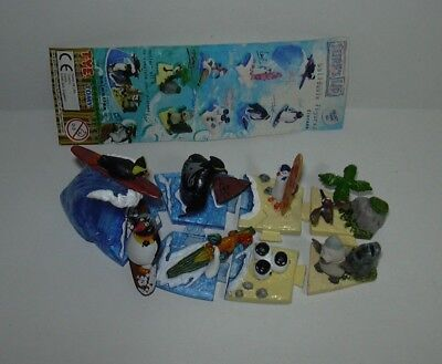 Tomy Surf Up serie completa di 8 pezzi