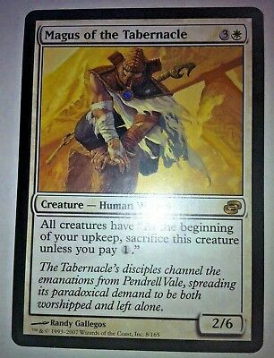 Magus of the Tabernacle - Planar Chaos - Magic: The Gathering - MTG - VG/NM