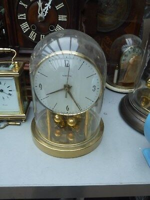 Unusual Electronic Tempora Clock  Made In W.germany