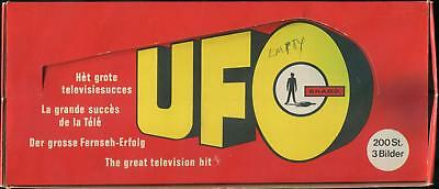 1970 Monty Gum UFO S.H.A.D.O. Display Box With Wrapper