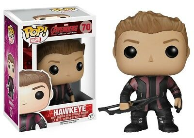 Avengers Age of Ultron Funko POP! Marvel Hawkeye Vinyl Figure #70
