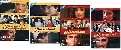 DVD Raccontami - Season 01-02 Complete Series (16 DVD) NEW