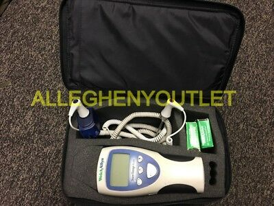 Welch Allyn SureTemp Plus 692 Thermometer w/ Case & Accessories VERY GOOD