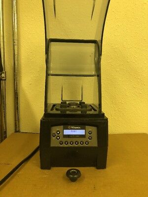 Vitamix The Quiet One, On-Counter Model VM0145 And Enclosure Used