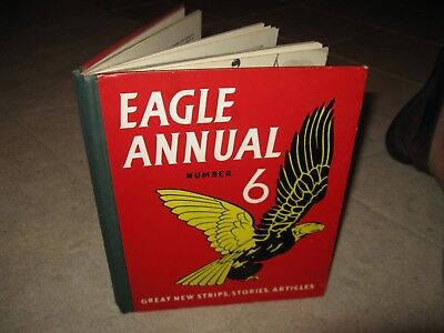 Vintage Eagle Annual No.6