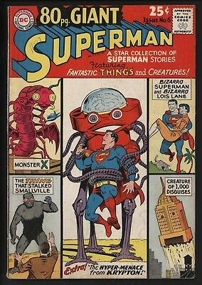 Superman Annual #6 Jun 1965 - Classic Silver Age Stories & Great Page Quality
