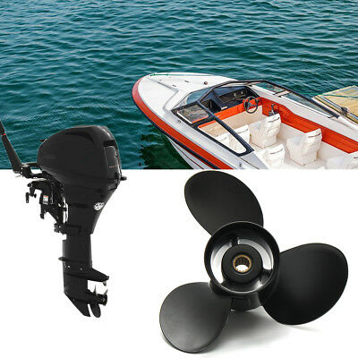 14 1/4 x 21p Aluminum 3 Blades Propeller For Mercury Outboard Engine 135-300HP