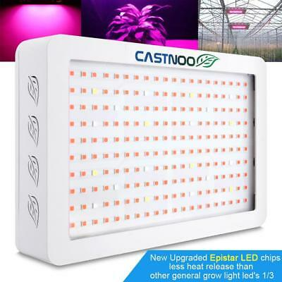 1000W LED Plant Grow Light Full Spectrum Lamp Indoor Greenhouse Veg & Flower PW