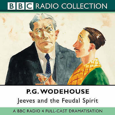 Jeeves and the Feudal Spirit by P. G. Wodehouse CD-Audio Book The Cheap Fast