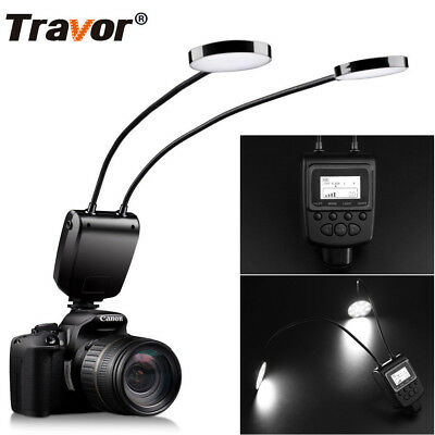 ML-2D Antenna Macro 24LED Ring Flash Lights for NIKON Canon Olympus Sony Cameras