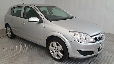 2008 vauxhall astra club cdti 100 silver 1 7 diesel 5 speed manual rh picclick co uk Vauxhall Astra Trunk Space Vauxhall Astra Estate