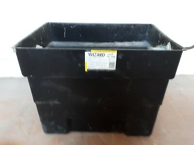 Plastic Cold water storage tank used