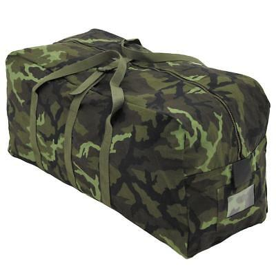 MFH Field Bag Czech Camo M95 Army Style Kit Bag 52ltr Holdall Airsoft 30640J