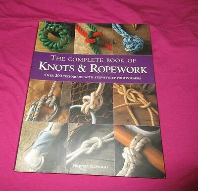 The Ultimate Book Of Everyday Knots Budworth Geoffrey New