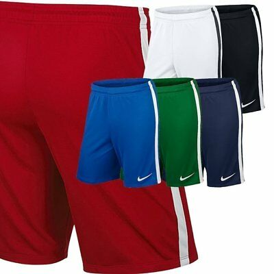 New Nike Boys League Knit Shorts Ages 10,11,12,13,14,15