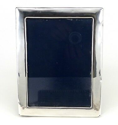 Silver Mounted Frame 1984 Photo Picture Hallmarked Sterling Carrs Of Sheffield