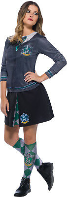 Slytherin Harry Potter Womens Adult Wizard Uniform Costume Top