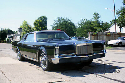 1969 Lincoln Continental Mark III 1969 Lincoln Continental MK III - Excellent Condition! Rare Colors!