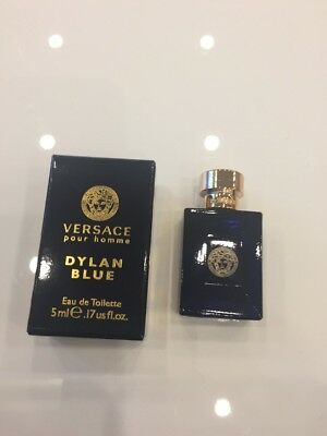 New!!dylan Blue Versace