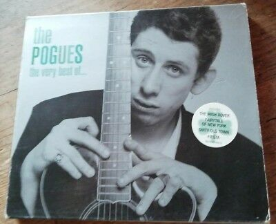 The Pogues -the very best of (CD 2001 + slipcase)