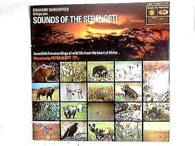 Sounds Of The Serengeti LP (Grahame Dangerfield - 1970) MFP 1371 (ID:15319)