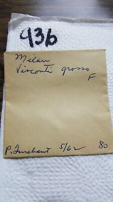 Lot 936 One Duchy of Milan Vinconti Grosso  1395 1402 Fine Purchased 5/62
