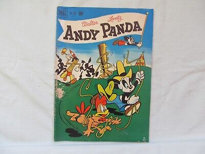1951 Comic Book / ANDY PANDA / Issue #326 / 2.5 Good Plus Condition