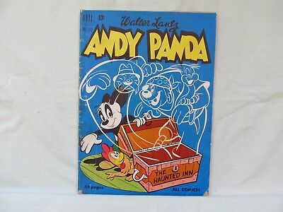 1950 Comic Book / ANDY PANDA / Issue #297 / 4.0 Very Good Condition