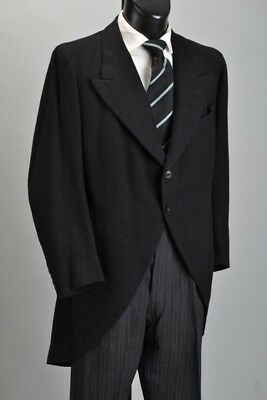 Gentleman's Reakes 1920s' Savile Row Morning Dress Tails. Ref IJJ