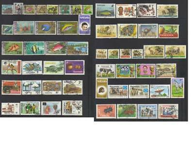 (676) Tanzania Used Collection
