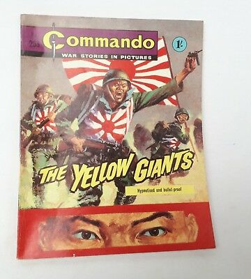 Commando war stories in pictures No. 253 * Gemmell Celtic *