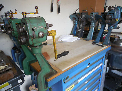 Roper Whitney 544 - A  Roll.pexto,  Roll Bead 975 Stand Diacro Nice!