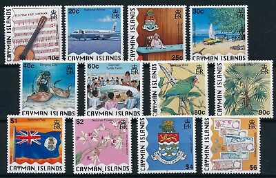 [H8204] Cayman Isl 1996 : Good Set of Very Fine MNH Stamps