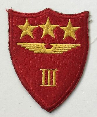 U.S. Marine Corps Aircraft Fuselage 3rd Wing Shoulder Patch